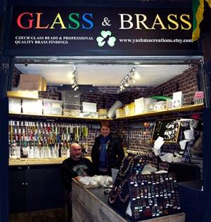 Glass&Brass