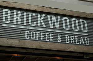 Brickwood cafe