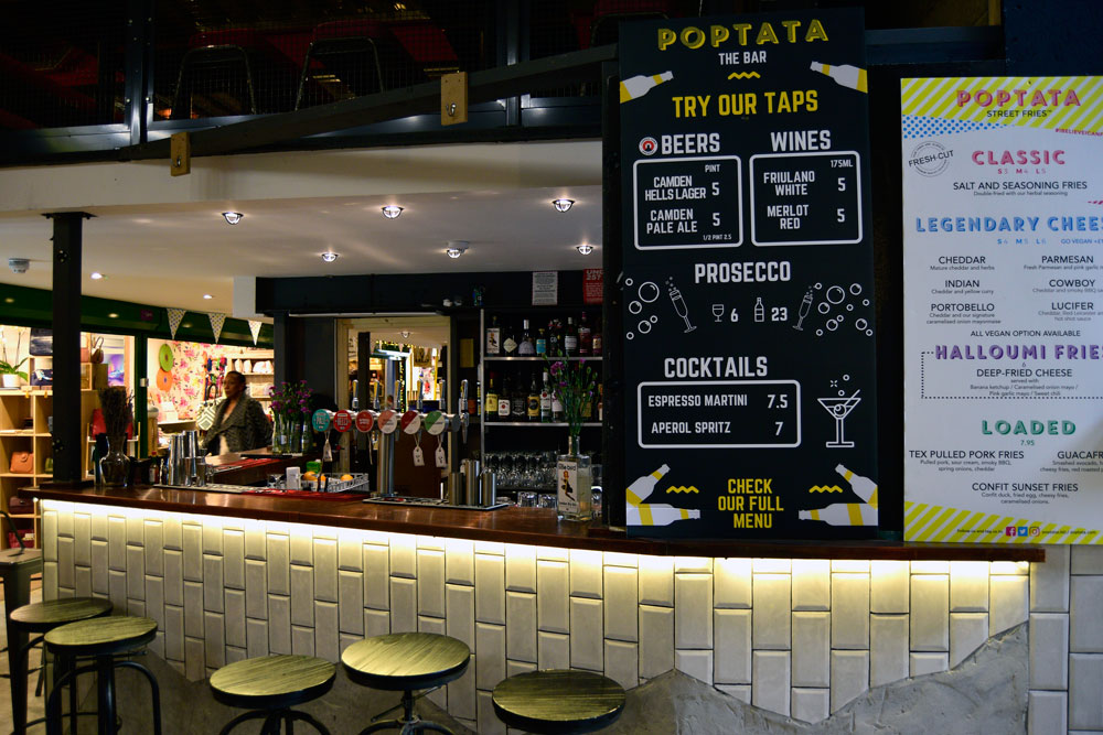 Poptata-bar